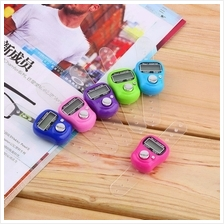 Stitch Marker And Row Finger Counter LCD Electronic Digital Tally Coun..