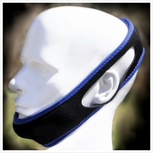 Stop Snoring Chin Strap Snore Belt Anti Apnea Jaw Solution Sleep TMJ S..