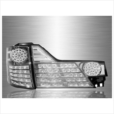 TOYOTA ALPHARD ANH10 Facelift 2005 - 2007 SmokeLens LED Tail Lamp