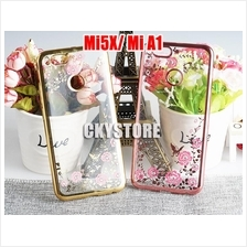 Xiaomi Mi5X Mi A1/ Redmi Note 5A Diamond Secret Garden TPU Case