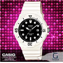 CASIO LRW-200H-1EV WATCH ☑ORIGINAL☑