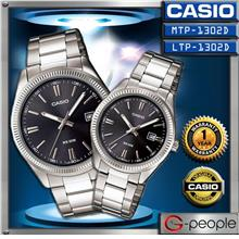 CASIO MTP-1302D-1A1V + LTP-1302D-1A1V PAIR WATCH☑ORIGINAL