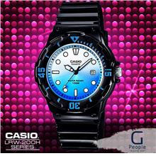CASIO LRW-200H-2EV WATCH ☑ORIGINAL☑