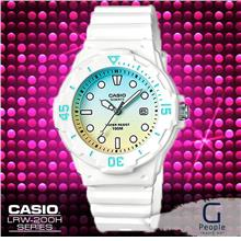 CASIO LRW-200H-2E2V WATCH ☑ORIGINAL☑
