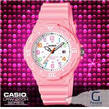 CASIO LRW-200H-4B2V WATCH ☑ORIGINAL☑