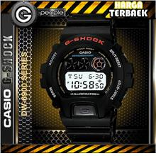 HARGA TERBAEK!!! CASIO G-SHOCK DW-6900-1 WATCH ☑ORIGINAL☑