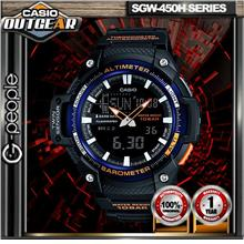 CASIO OUTGEAR SGW-450H-2B TWIN SENSOR WATCH☑ORIGINAL☑