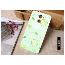 Ready Stock@ Huawei Y7 Prime Soft Silicone TPU Back Case Cover Casing