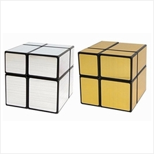 Shengshou Mirror Cube 2x2 Speed Unequal Cube Shape Puzzles