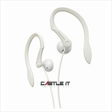 PIONEER Earphone Wired SPORTS ACTIVE FIT (SE-E511-W) WHITE