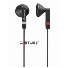 PIONEER Earphone Wired (SE-CE511-K) BLACK -ORIGINAL