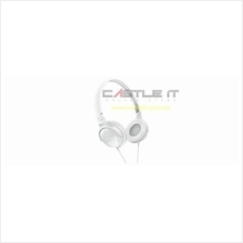 PIONEER Headphone (SE-MJ502-W) WHITE -ORIGINAL