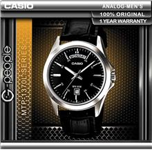 SALE!!! CASIO MTP-1370L-1AV DAY AND DATE DISPLAY WATCH ☑ORIGINAL