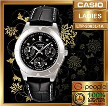 CASIO LTP-2083L-1A WATCH ☑ORIGINAL☑
