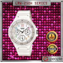 CASIO LRW-250H-7BV LADY MULTI-HAND WATCH☑ORIGINAL☑