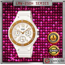 CASIO LRW-250H-9A1V LADY MULTI-HAND WATCH☑ORIGINAL☑