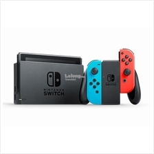 Nintendo Switch Stand alone Console (Neon) 1 year warranty