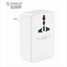 ORICO Adapter Uni Travel w/USB Charging 4-PORTS (S4U-TEU-WH) WHITE