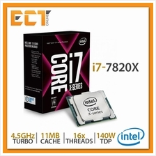 Intel Core i7-7820X Desktop Processor (4.30Ghz, 11MB SmartCache, 16 Th