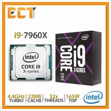 Intel Core i9-7960X Desktop Processor (4.20Ghz, 22MB SmartCache, 32 Th