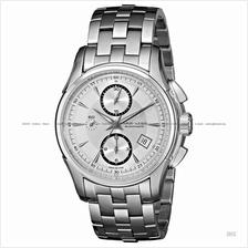 HAMILTON H32616153 Men's Jazzmaster Auto Chrono SS bracelet silver