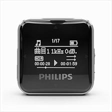 PHILIPS 8GB MP3 PLAYER (SA2208) BLK