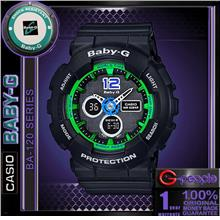 CASIO BABY-G BA-120-1B WATCH ☑ORIGINAL☑