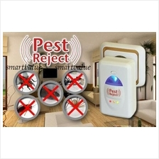 [72% off] The New Generation Pest Reject Ultrasonic Repellent Device.