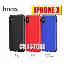 APPLE IPHONE X ORI PHANTOM Series HOCO Matte SLIM Case