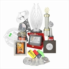 Trophies, Medals, Plaques, Crystal, Pewter