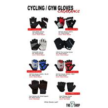 Cycling/ Gym Gloves Clearance