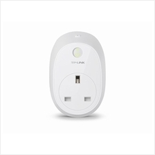 TP-LINK - HS110, Wi-Fi Smart Plug with Energy Monitoring)