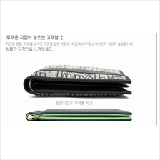 LZ Slim Money Wallet With Clip