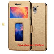 ZTE Blade A510 Flip PU Leather Stand Case Cover Casing + FREE Gift