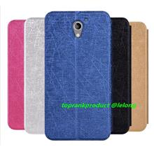 ZTE Blade A510 Flip PU Leather Stand Armor Case Cover Casing