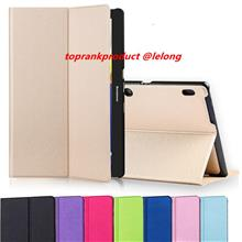 Lenovo Tab 2 X30F A10-30 Flip PU Leather Smart Case Cover Casing