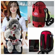 Pet Cat Dog Backpack Carrier Puppy Pouch Front Bag