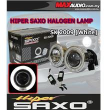 SAXO 3' White CCFL Glass Project Fog Lamp with Ballast Made in Korea