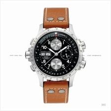 HAMILTON H77616533 Men's Khaki Aviation X-Wind Auto Chrono crosswinds