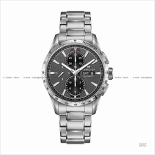 HAMILTON H43516131 Men's Broadway Auto Chrono SS bracelet black