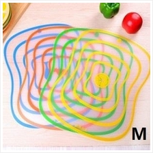 Creative Scrub Plastic Chopping Board-4 pcs (M)