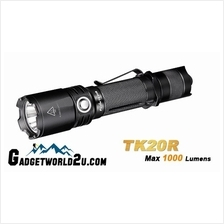 SALE Fenix TK20R Rechargeable CREE XP-L HI V3 LED Flashlight w Battery
