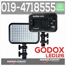 Godox LED 126 Video Lamp Light for Digital Camera Camcorder DV Canon N