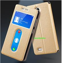 ViVO Y22 Y22L Flip Stand PU Leather Case Cover Casing + Free Gift