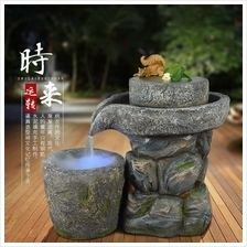 LARGE WATER FOUNTAIN HEIGHT 78 CM HOME DECORATION FF8280