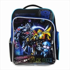 TRANSFORMERS TF5 BATTLE ON PRIMARY SCHOOL BAG)