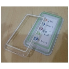 two unit samsung note 3 bumper RM15 free shipping