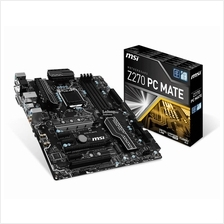 # MSI Z270 PC MATE ATX Motherboard # LGA 1151