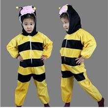 Promotion Bee Cosplay Kids Animal Outfit Costume Size L