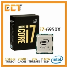 Intel Core i7-6950X Desktop Processor (3.50Ghz, 22MB SmartCache, 20 Th